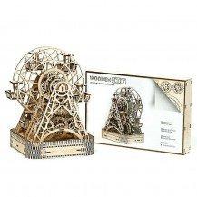 Maquette-Puzzle 3D - Grande Roue - Wooden City