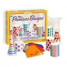 Kit de créations Mes premières bougies - Sentosphère