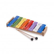 Métallophone coloré - New Classic Toys