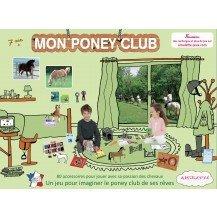 Mon poney club jeux - Amulette