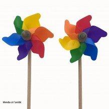 Moulin à vent Petite Fleur - Fabricant Italien