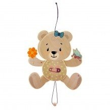 Pantin Ourson nature - Fabricant allemand