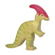 Parasaurolophus - Holztiger