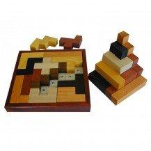 Pentamino jeu de logique et de construction en 3 D - Guy Jeandel