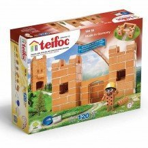 Château en briques - 120 pièces - Teifoc