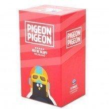 Pigeon Pigeon - Jeu d'ambiance et de bluff - Napoleon Editions