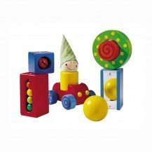 Premiers cubes Lutin - Haba