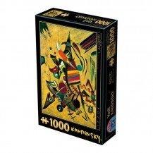 Puzzle 1000 pièces Kandinsky Vassily - Points - Dtoys