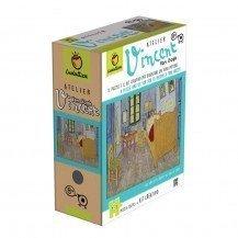 Puzzle et kit créatif Atelier Vincent Van Gogh - 224 pièces  - Ludattica