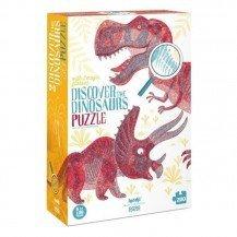 Puzzle magique dinosaures - 200 pièces - Londji