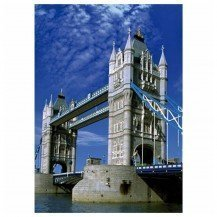Puzzle 500 pièces Royaume-Uni - Londres - Tower Bridge - Dtoys