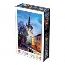 Puzzle 1000 pièces - Sighisoara - D Toys