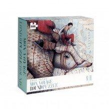 Puzzle Tatou 500 pièces - Fabricant Espagnol