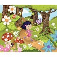 Puzzle Forêt - Zoé Yatéka Créations
