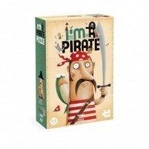 Puzzle 100 pièces Je suis un Pirate - Fabricant Espagnol