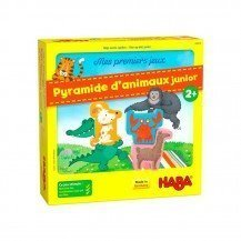 Ma première pyramide d'animaux junior - Haba