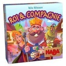 Roi & Compagnie - Jeu de dés - Haba