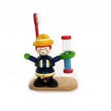 Sablier brosse à dents Pompier - Fabricant Allemand
