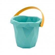 Seau de plage en plastique recyclé - Zsilt