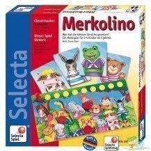 Jeu de société Merkolino - Selecta