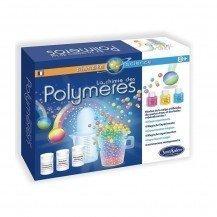 Kit Scientifique - La chimie des Polymères - Sentosphère