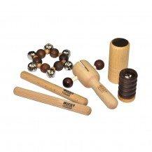 Maxi Set de Percussions en bois - Fabricant allemand