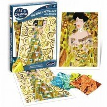Tableaux à métalliser Inspiration Gustav Klimt - Sentosphère