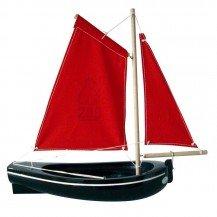 Barque noire - Bateaux Tirot