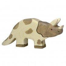 Triceratops - Holztiger