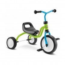 Tricycle Puky kiwi - bleu lagon - Puky