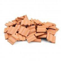 Tuiles d'ornement Teifoc - 50 pièces - Teifoc