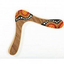 Waak Boomerang bipale pour droitier - Wallaby Boomerangs