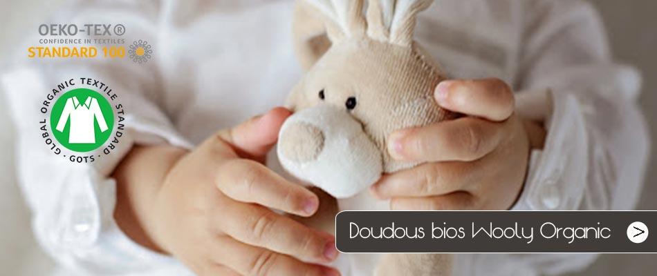 Wooly Organic, la jeune marque de doudous bios que tout le monde affectionne