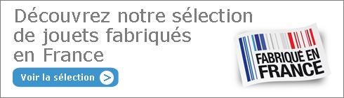 Découvrez notre sélection de jouets fabriqués en France