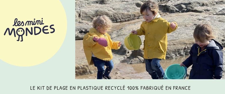 Les Mini Mondes, des jeux en plastique recyclé fabriqués en France (Bretagne)